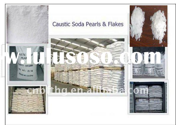 Caustic Soda  Flakes and Pearls