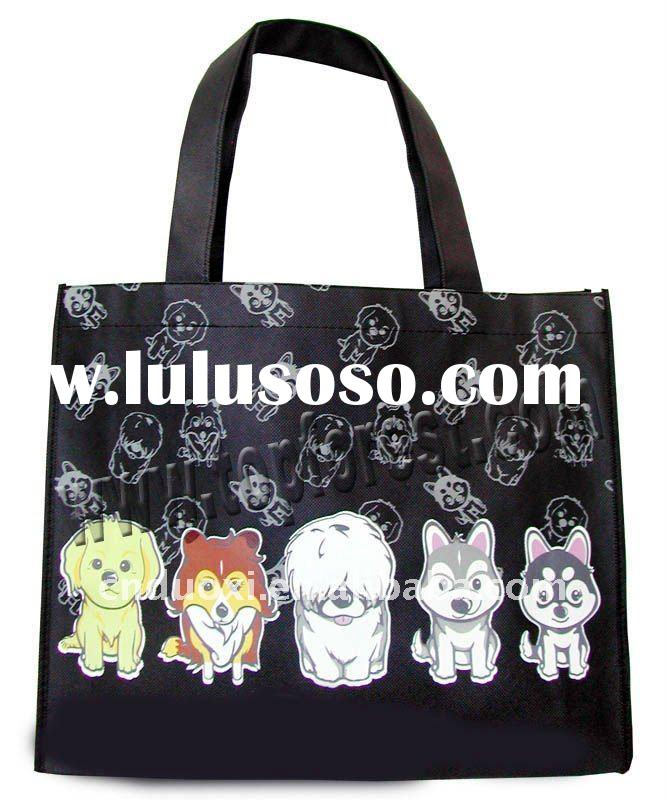 fashionable non-woven shopping bag
