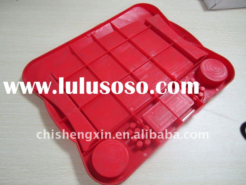 injection plastic mould and products