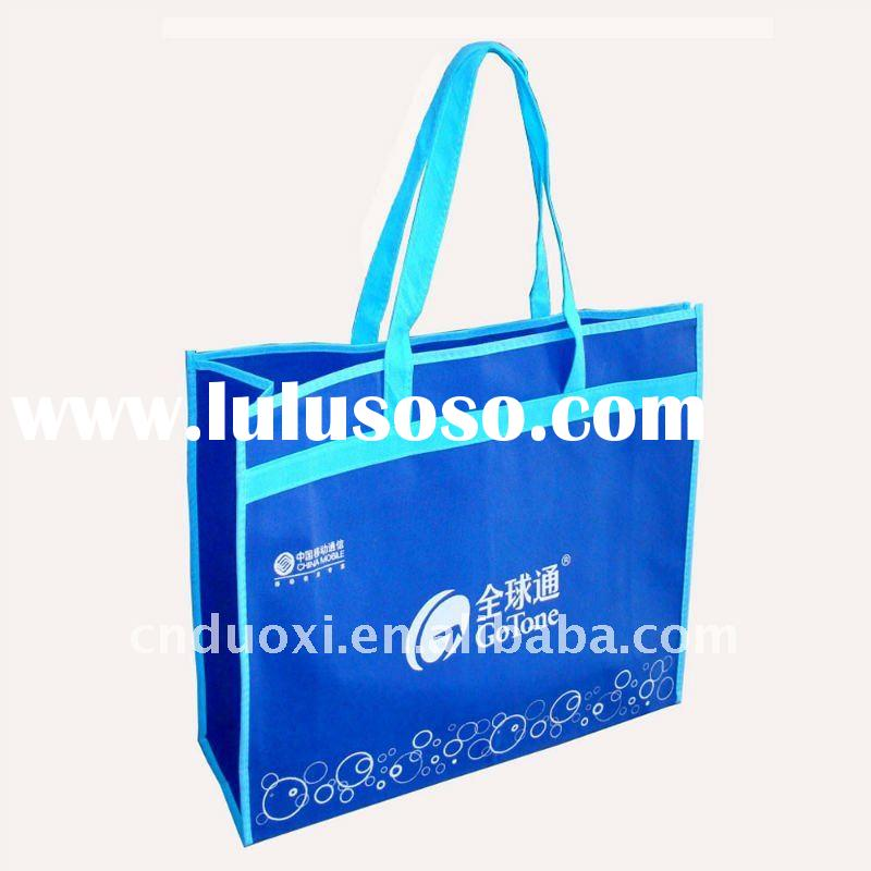 promotional non woven fabric bags