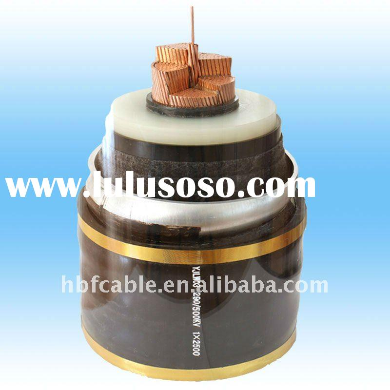 500KV extra high voltage power cable