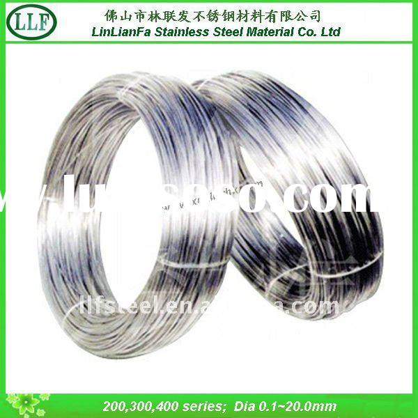 Bright 316 Stainless Steel Wire