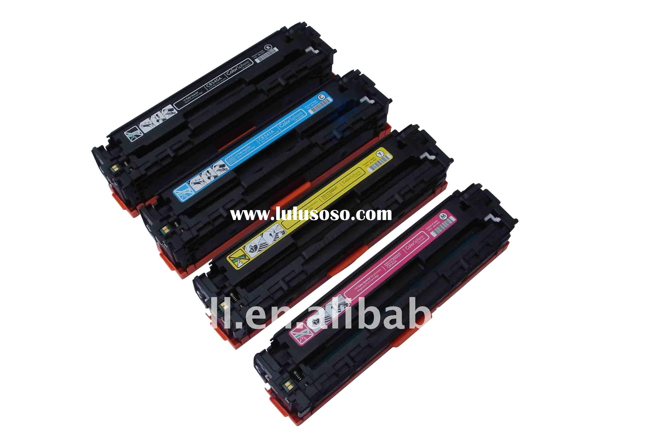 Compatible Color Toner Cartridge For HP CB540-543A