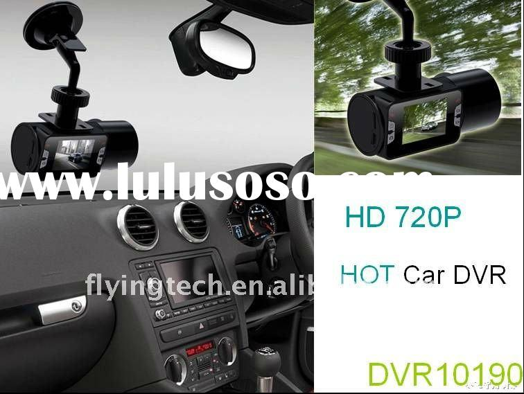 HD 720P Car Black Box Recorder