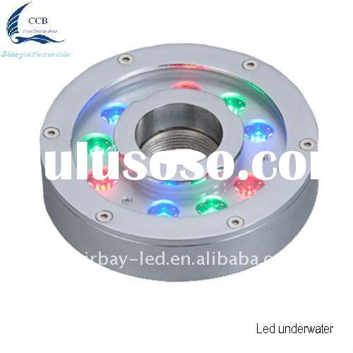 Hot sale IP68 high quality led underwater lamp