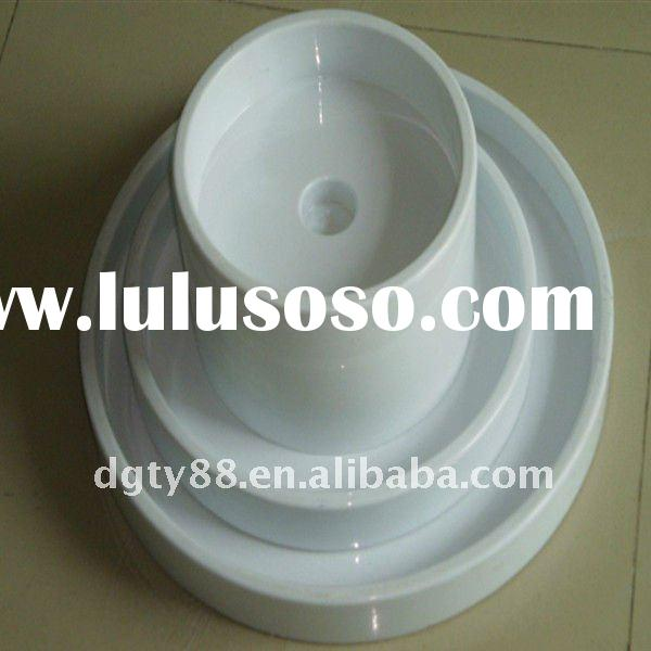 Round Vacuum thermoforming  plastic products