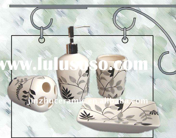 Sell ceramic bathroom accessories