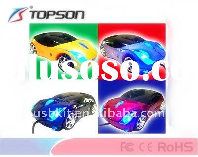 Super Cool Racing Car Mouse with LED light(TS-F17)