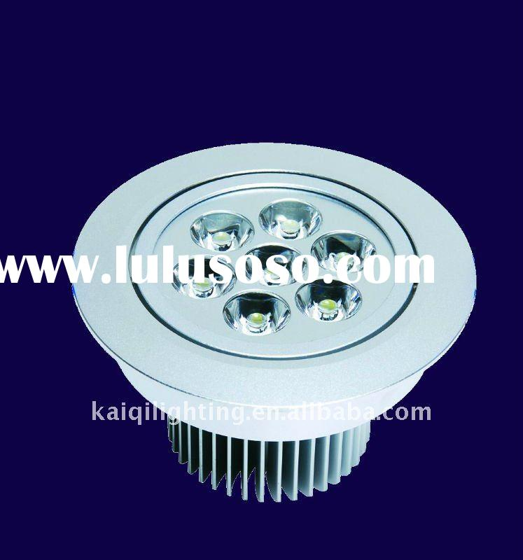7W Led Downlight With  High Quality