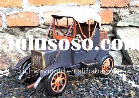 Antique metal model Car(HS130)-Cliassic Car model(Wecker)Vetetan Car