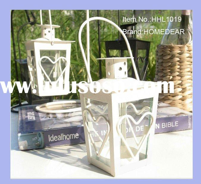 HHL1019 metal lantern for garden decoration