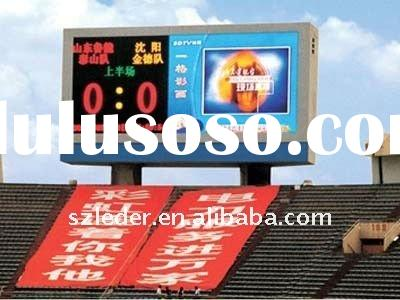 PH20 full color sports LED Display