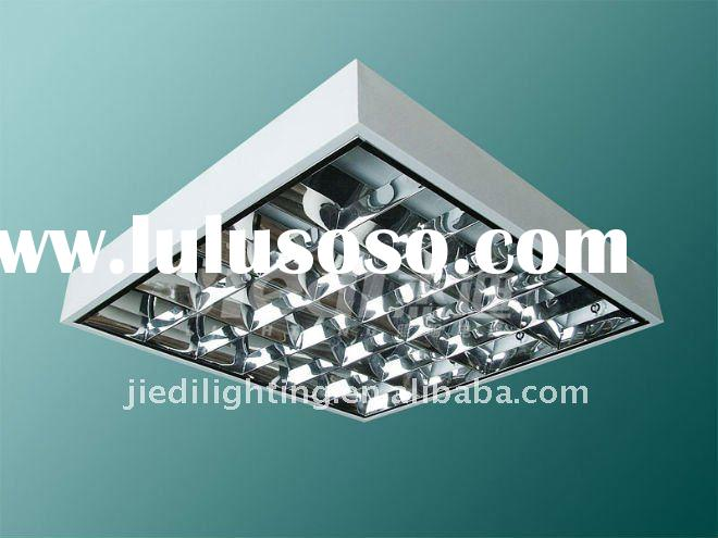 lighting fixture/fluorescent grille fitting/louver luminaire