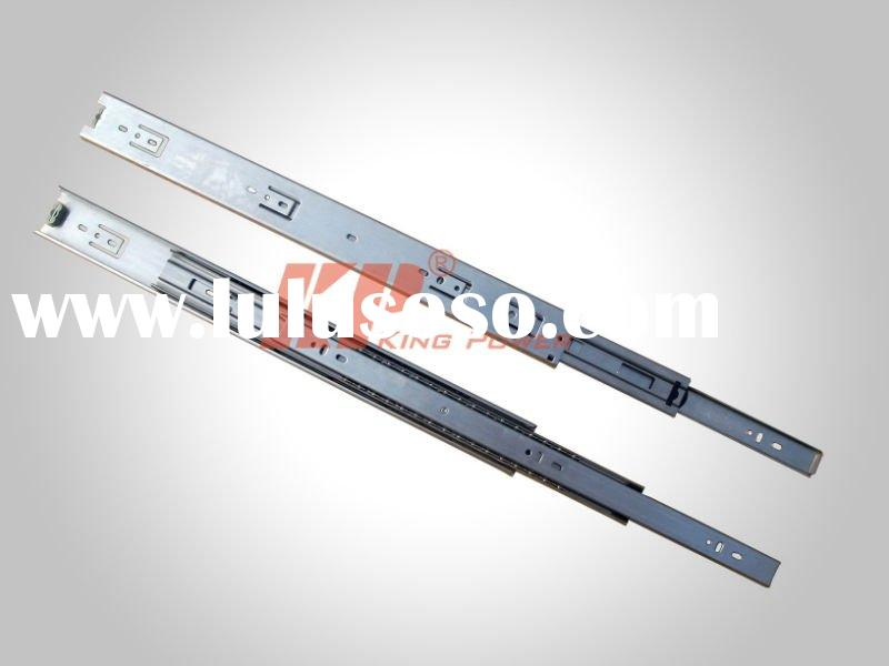stainless steel full extension ball bearing drawer slide SS-2045-02