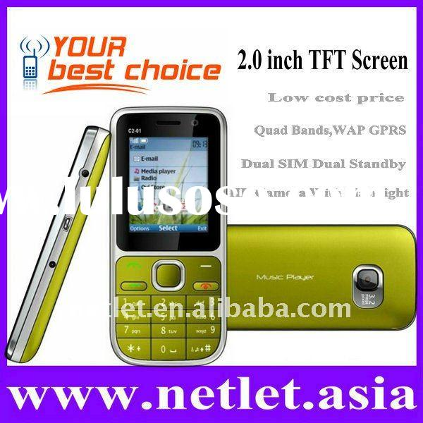 2011 New Low end GSM Cell Phone