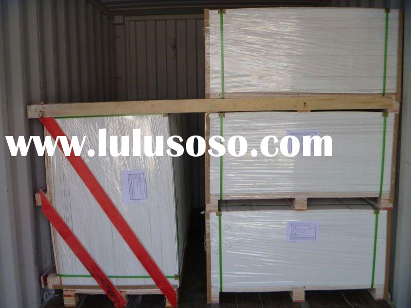 Magnesium oxide board for ceiling , fireproof door , partition wall, and so on