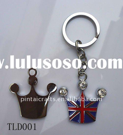 Mini National Flag/Flag Metal Keychains/UK Flag Key chains/ UK Flag Metal Key chains/ UK Flag Keycha