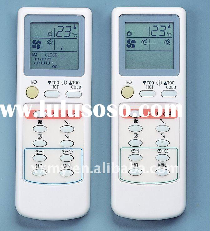 air conditioner  remote controller, air fan remote controller,lcd remote controller