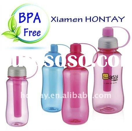 BPA free Ice-stick cool water bottles