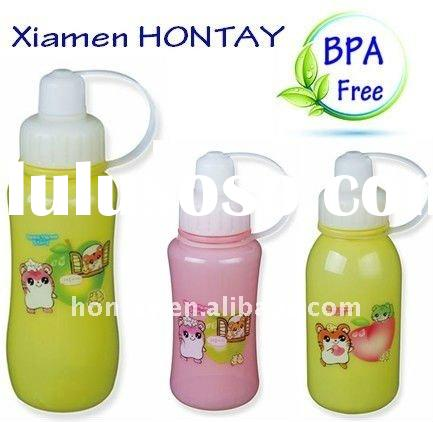 Kids BPA free Fashion drinking water bottles