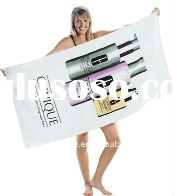 "Printed Beach Towel 30""X60"" 10.5 Lbs/Dz"