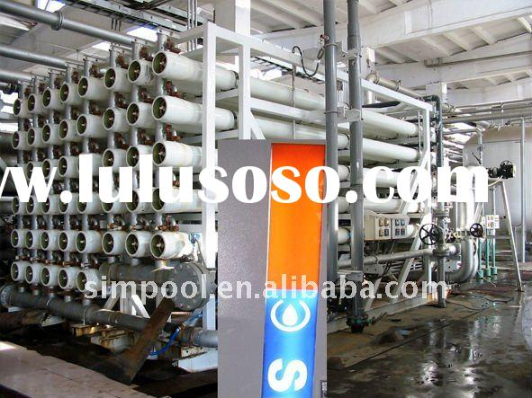 Thermal power plant ultr-pure water  plant 10cubic/h