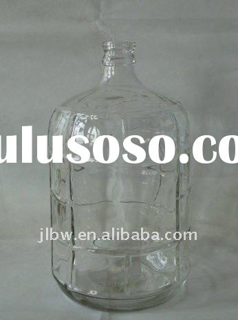 5 gallon glass bottle large 19 liter glass jar