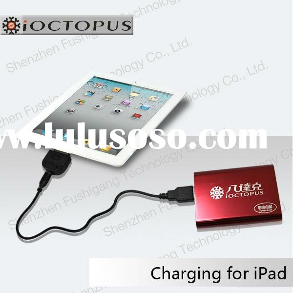 9600mAh external battery charger  for iphone,ipad,3G,4G,mobile phone,DV..etc.