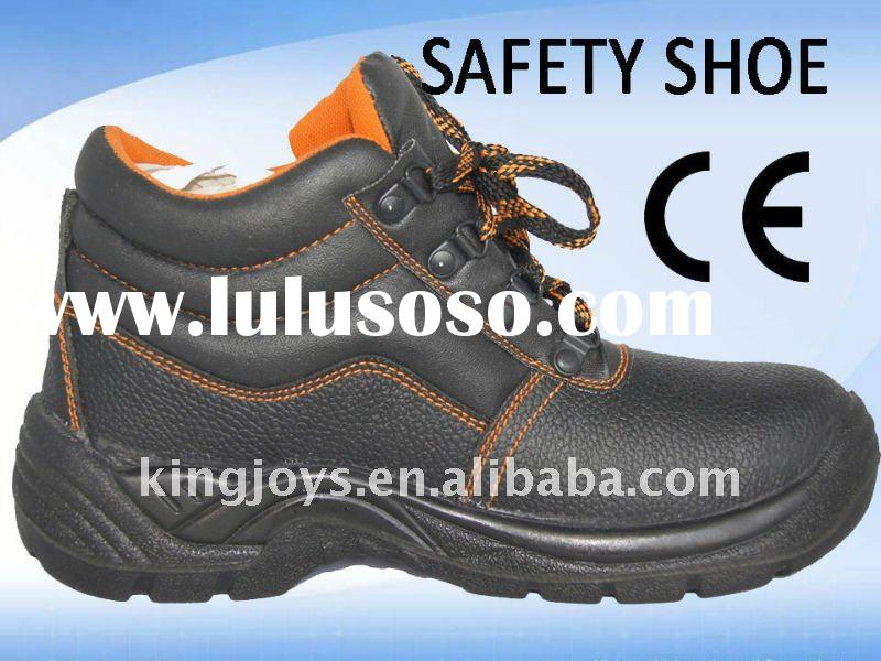 Safety Shoes with CE Certificate Steel Toe Cap 200 Joules S1 Standard