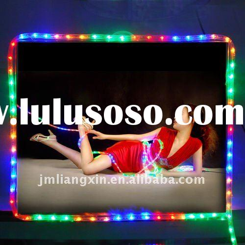 Different Colors Led Rope Light(Christmas Light)