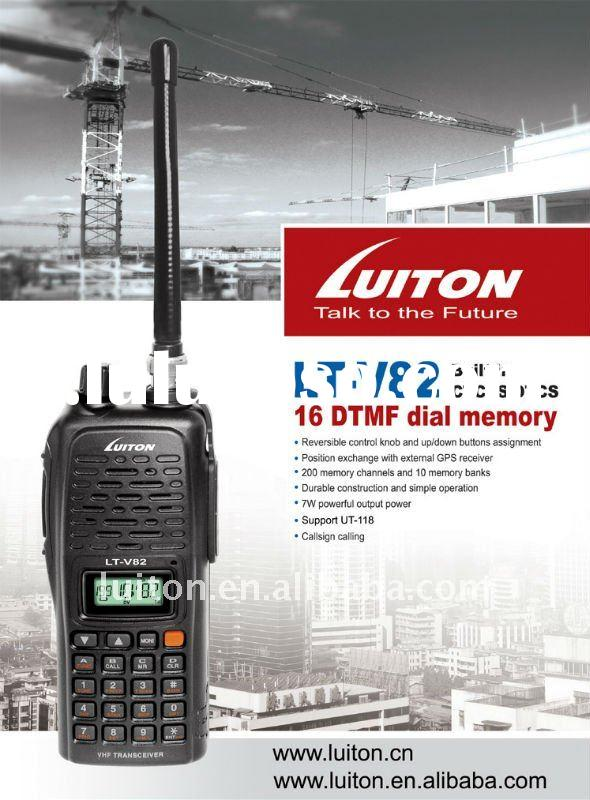Long Range Walkie Talkie, IC-V82, VHF