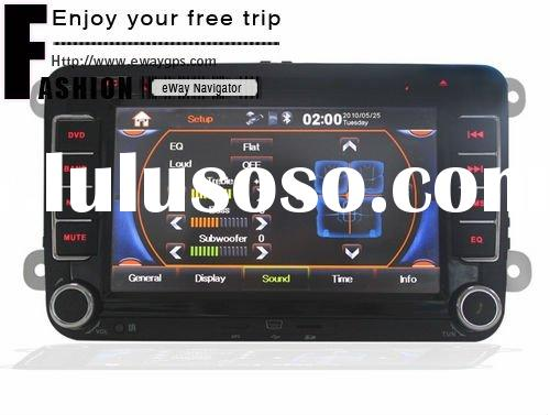 eWay Custom VW Car DVD Player with GPS Navigation For  GOLF5 PassatB6 Tiguan Caddy Magotan Scirocco