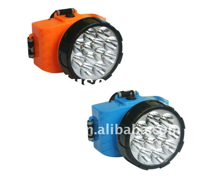 GT-8602 12 LED Headlamp Rechargeable LED Headlamp