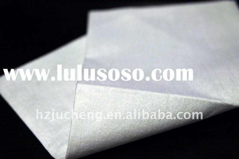 Spunlace microfiber nonwoven fabric(nonwoven has same property as EVOLON)