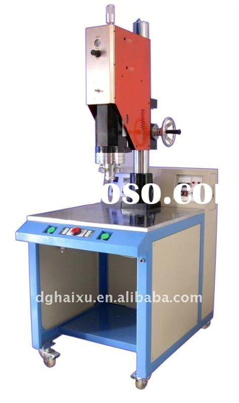 Ultrasonic plastic welding