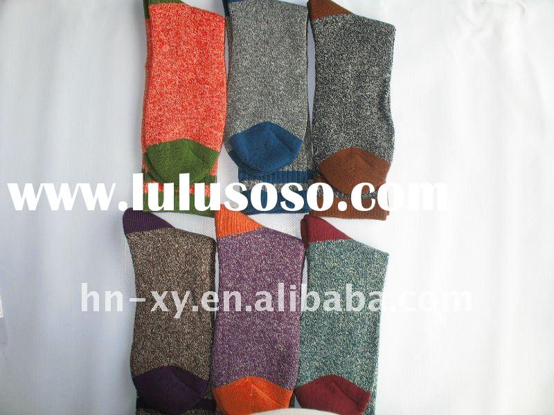 Women's Sporty Full Terry Colorful socks