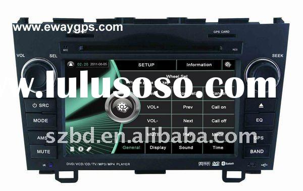 eWaygps Custom Car DVD Player with GPS Navigation For Toyota Vios 2009-2011