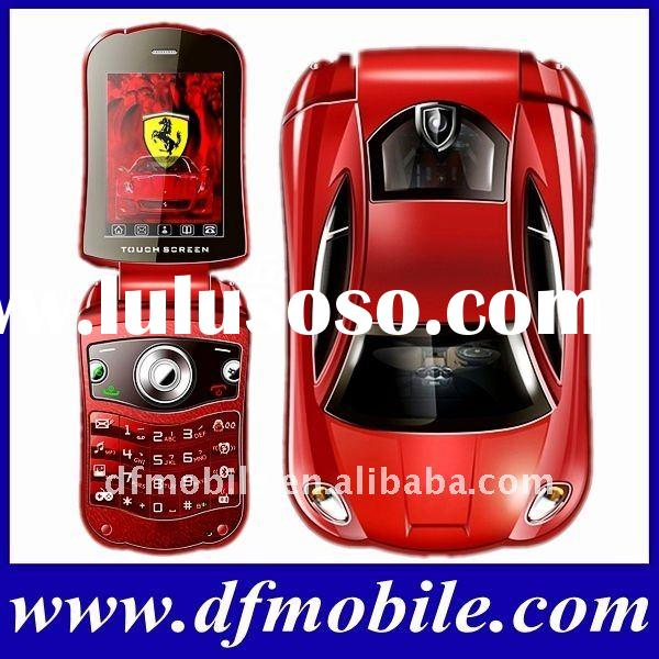 2011 Fashion Car Design Dual SIM Cell Phone