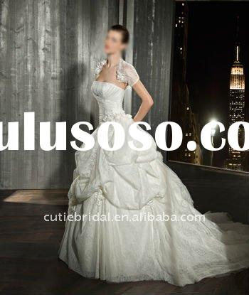 2011 Simple Wedding Dress , Reasonable Price Wedding Dress  2909