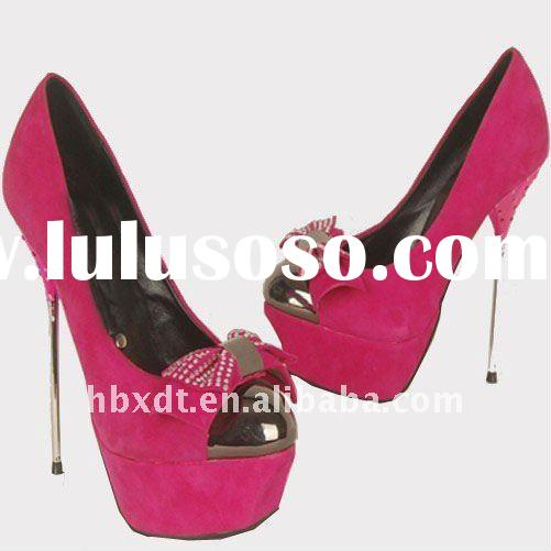 2011 designer fashion ladies shoes