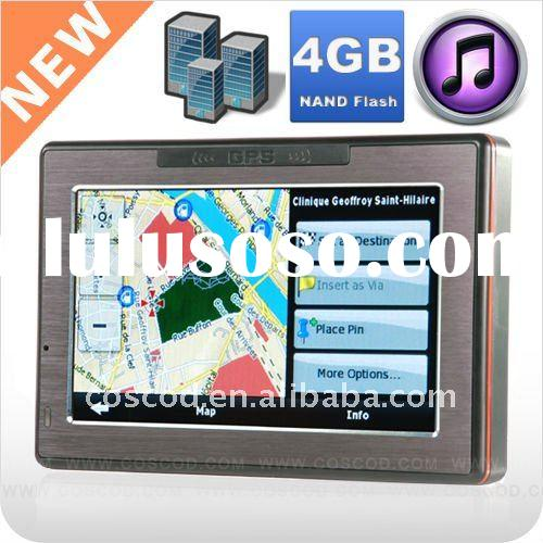 2011 latest cheap gps with 4GB $37.5 USD