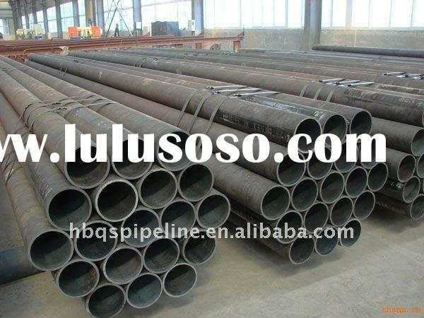 ASTM P22 alloy seamless steel pipe