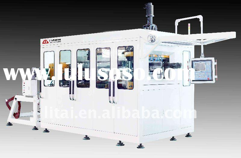Full-automatic Plastic Cup/Bow Thermoforming Machine