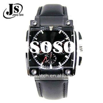 JS132 Stainless Steel Chronograph Wrist Watches Men