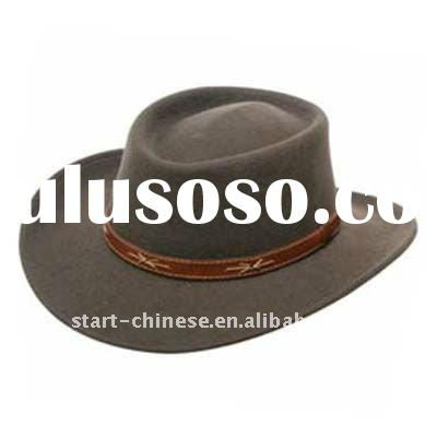 Men`s  wool hat  felt