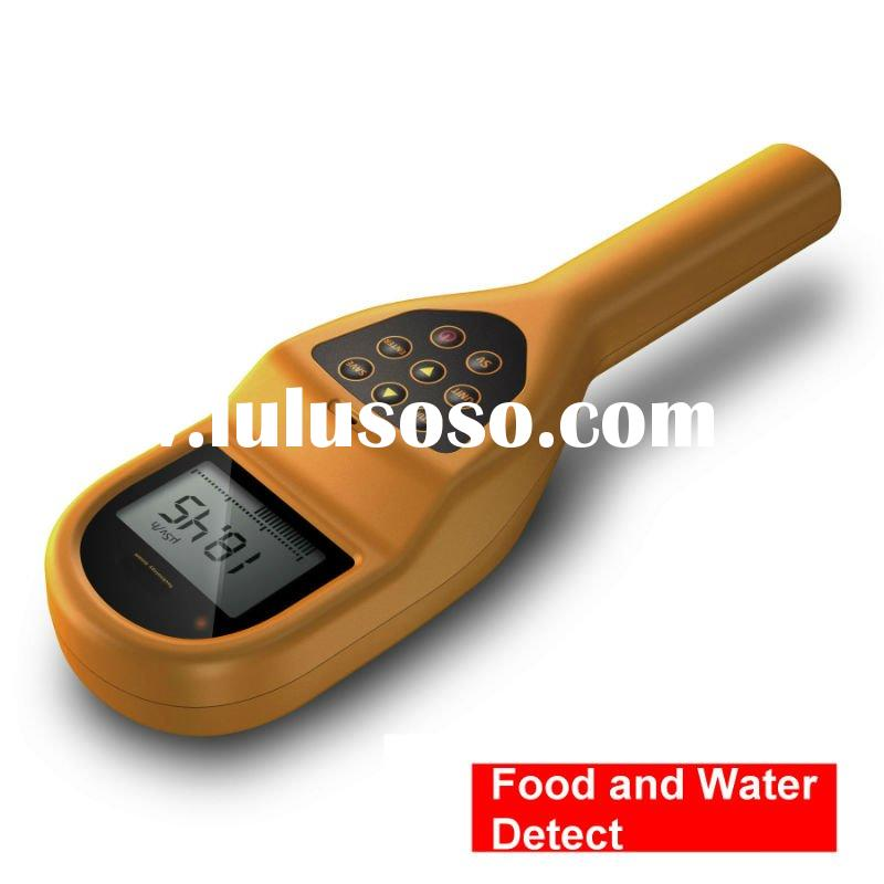 Nuclear Radiation Detector for Food and water (alpha,beta,gamma,x)