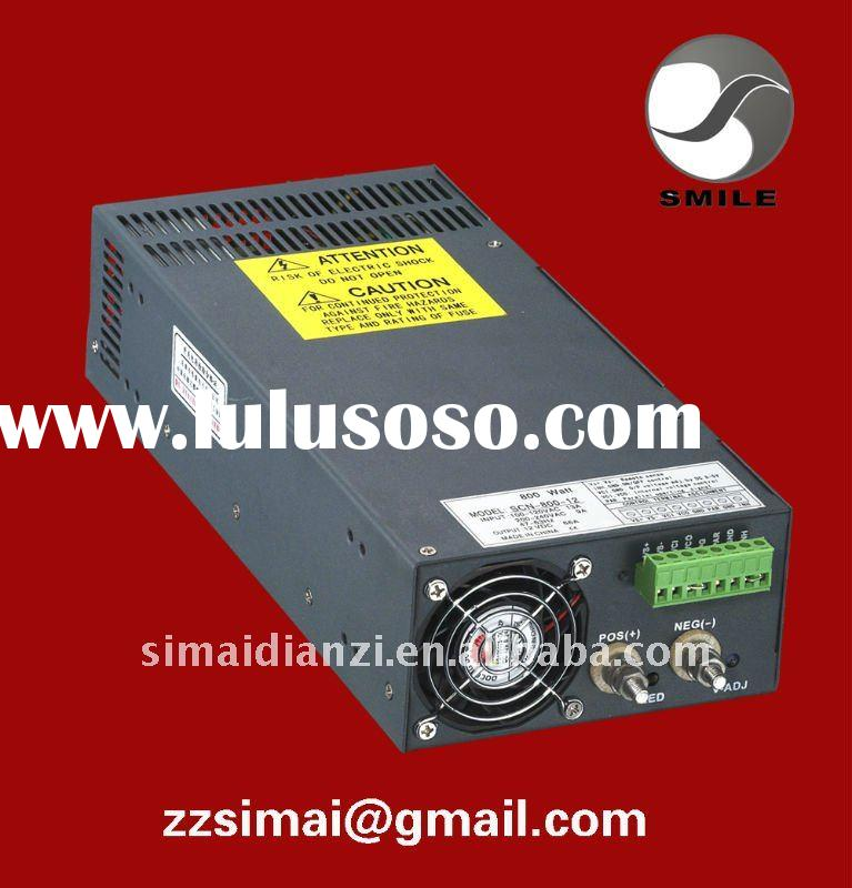 CE ROHS UL standards 800W industrial power supply(SCN-800-13.5)