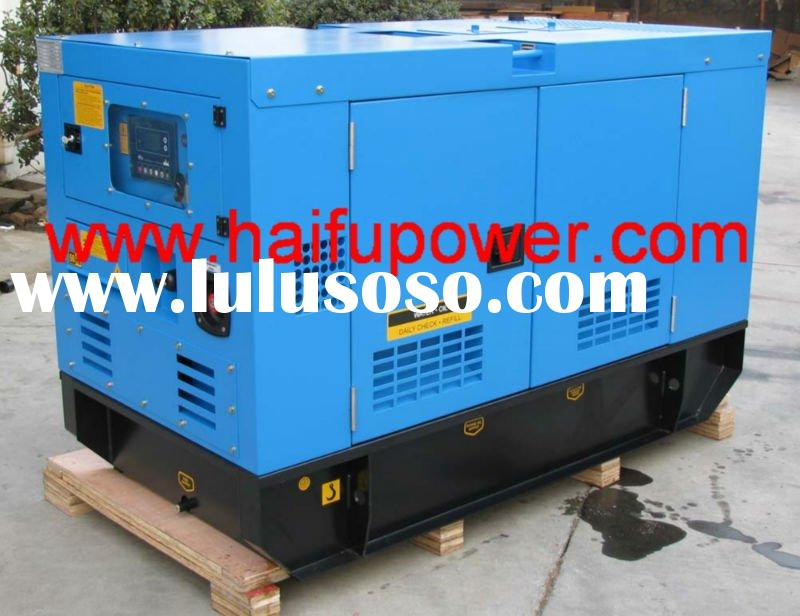 Lovol Soundproof Diesel Generator Set