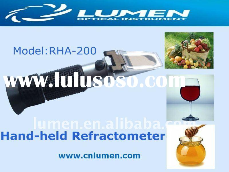 RHA-200 ATC Hand-held  Battery Acid/Antifreeze/Cleaning Fluid Refractometer