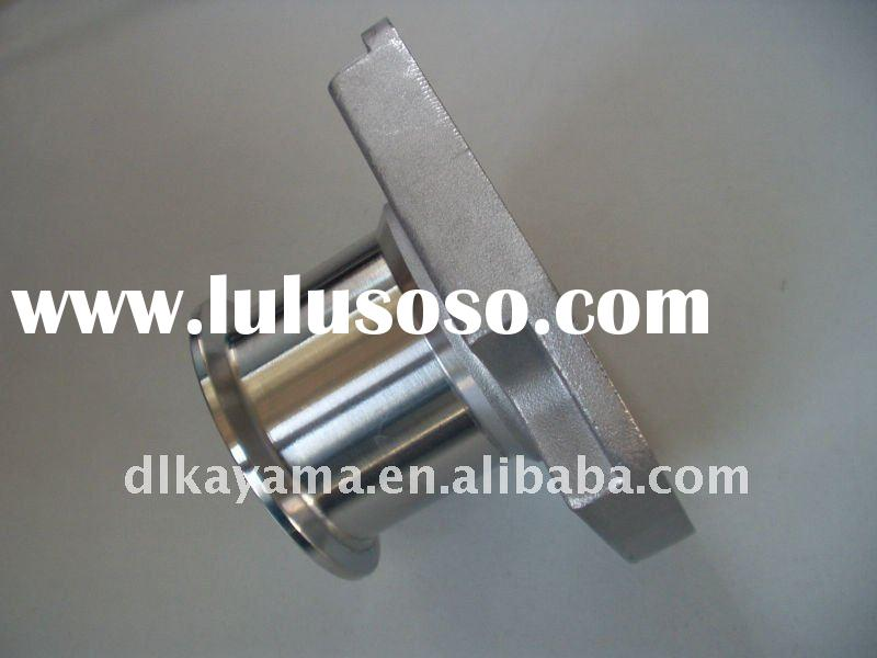 stainless steel machined casting valve valve body